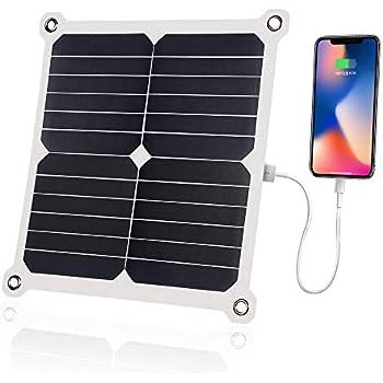 Amazon.com: SUNKINGDOM 13W 5V USB Port Ultra-Thin Portable