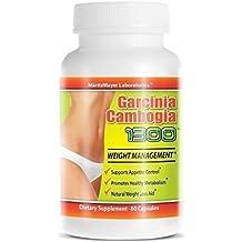 MARITZMAYER Garcinia Cambogia 1300 60 Capsules, 0.02 Pound