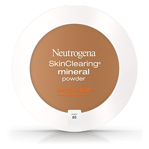 Neutrogena Skinclearing Mineral Powder, Honey 85, .38 oz