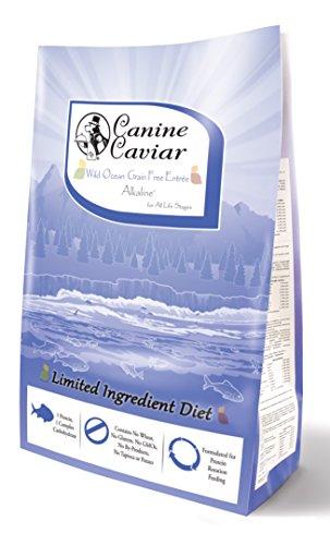 Canine Caviar Dry All Holistic Grain-Free Herring/Pea, 4.4 lb (Caviar Food Canine Pet)