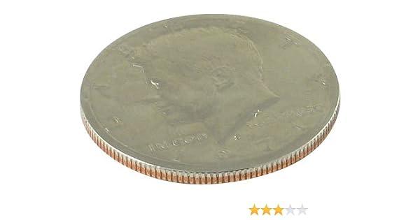 Toy Coins Become Bigger Illusion Magic Props Coin Shell Half A Coin Magic