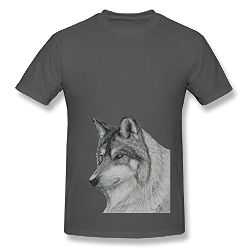 wolf-head-mens-crew-neck-tshirt-deepheather-large
