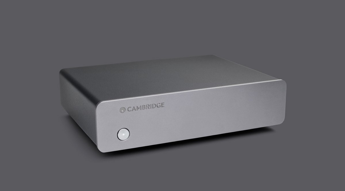 Cambridge Audio Alva Solo Moving Magnet Phono Preamplifier - Silver by Cambridge Audio