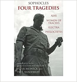 Book Four Tragedies: Ajax, Women of Trachis, Electra, Philoctetes- Common