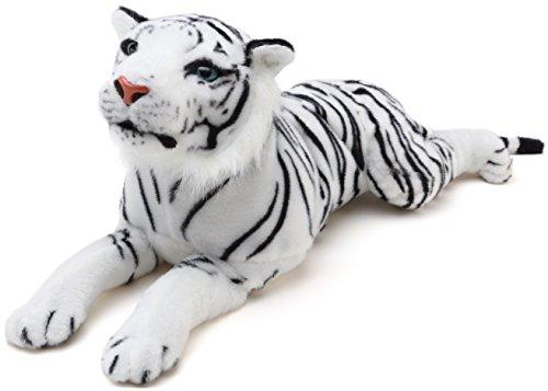 White Tiger Stuffed Animal Plush