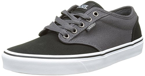 2 Tone Basses Noir Homme Mn Vans Sneakers Atwood nYqwOx81