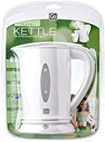 Go-Travel Kettle, Bottles and Containers, White, 693