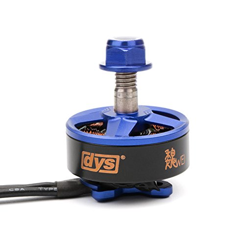 DYS Sumguk Series Motor is on the Background of Chinese History, Sumguk Motor with their own culture and characteristic for FPV Racing Frame Multirotor Quadcopter (Wei: 2300KV)