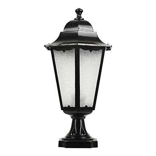 Outdoor Lighting For Brick Pillars in US - 8