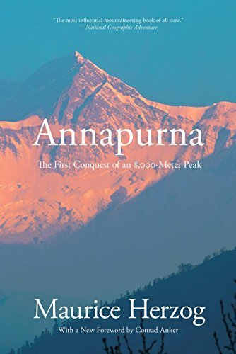 Annapurna: The First Conquest Of An 8,000-Meter Peak 2 edition by Herzog, Maurice (2010) Paperback