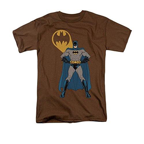 Sons of Gotham Batman Arms Akimbo Bats Adult Regular Fit T-shirt 3xl