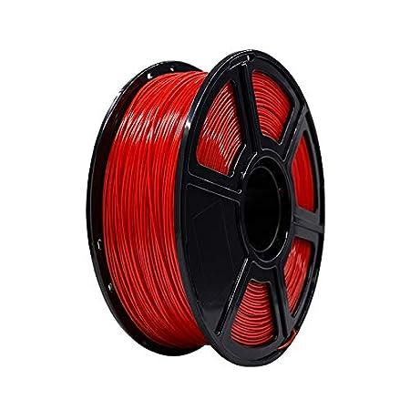 FLASHFORGE/® PLA 3D Printing Filament 1.75mm 1KG//Roll for Creator Series Black