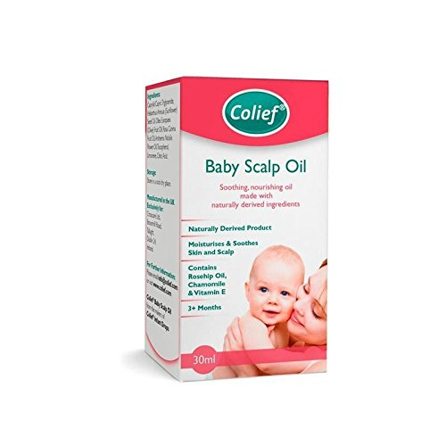 Colief Baby Scalp Oil 30ml - Pack of 6 by Colief