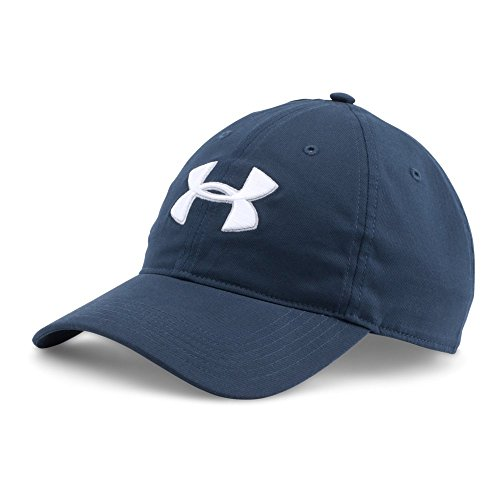 - Under Armour Men's Chino Cap, Academy (408)/White, One Size