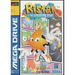 Ristar: The Shooting Star [Japan Import]