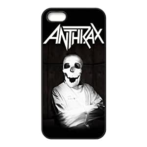 Rockband Modern Fashion Guitar hero and rock legend Phone Case for iPhone 5S(TPU)