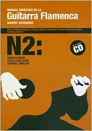 Manual didactico de la guitarra flamenca 2: Amazon.es: Granados ...