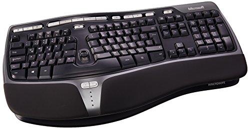 Microsoft B2M 00016 Natural Ergonomic Keyboard