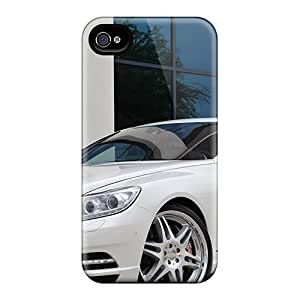Tpu Case For Iphone 4/4s With Brabus 800 Coupe 2012