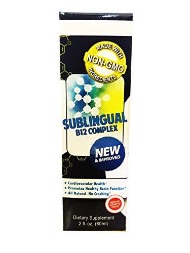 Nutraceuticals Sublingual B12 Complex 2fl oz