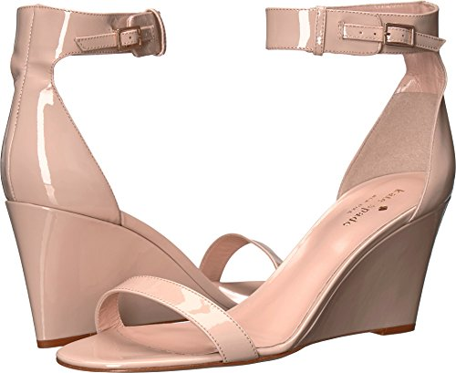 buy cheap low price fee shipping popular online Kate Spade New York Women's Ronia Wedge Sandal Pale Blush Patent Q4a42c