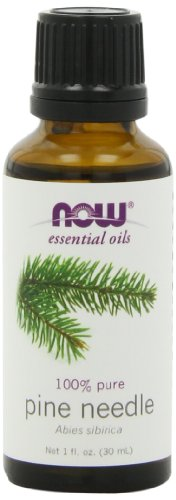 NOW  Pine Oil, 1-Ounce (Pack of 2)