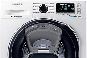 Samsung WW8GK6400QW Independiente Carga frontal 8kg 1400RPM A+++ ...