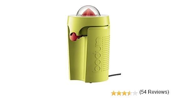 Bodum Bistro Exprimidor eléctrico, 25 W, Verde lima: Amazon.es: Hogar