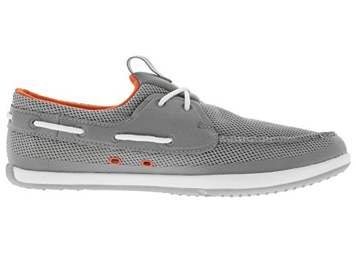 buy cheap low shipping new arrival cheap online Lacoste Men's L.andsailing 317 1 Sneaker Grey/Red 2014 unisex for sale under $60 MZ1W97YSs