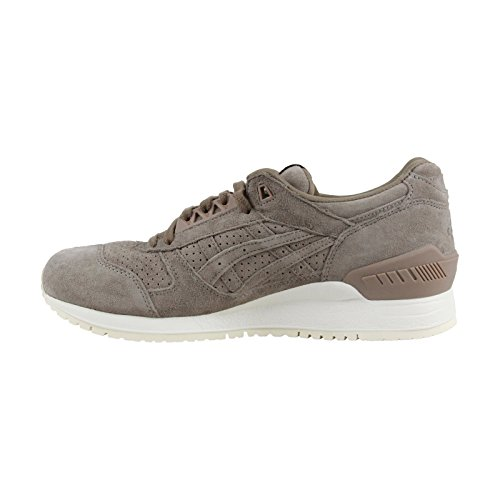Asics Mens Gel-Respector Ankle-High Suede Fashion Sneaker Taupe Grey Taupe Grey ly9RcO3G8