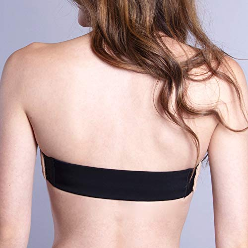 The Bra Lab - Back Strap for Convertible Bra System - Multiway, Strapless, Racerback ()