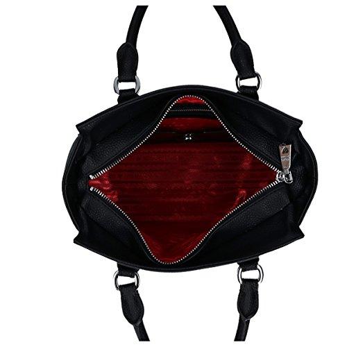 Love Moschino hand bag with belt black
