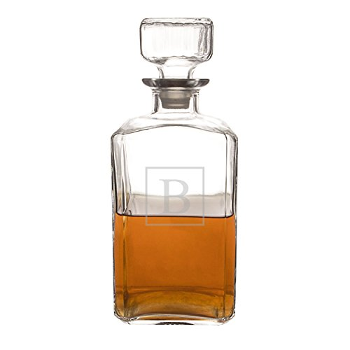 Cathys-Concepts-Personalized-Whiskey-Decanter-Letter-B