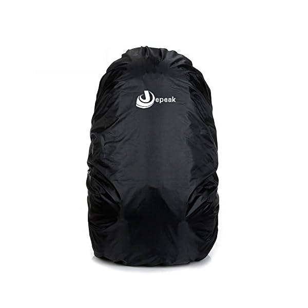 Jepeak 35L Nylon Waterproof Backpack Rain Cover Rucksack Water ... b024f0f978