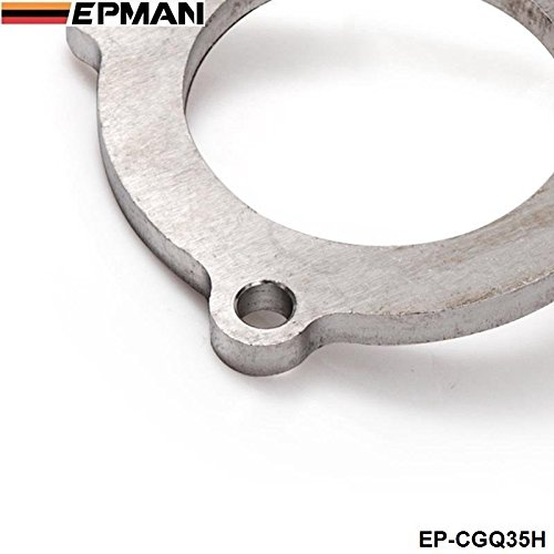 Amazon.com: EPMAN Discharge Turbo Inlet Flange For K03 Or K04 Turbo FWD 1.8T: Automotive