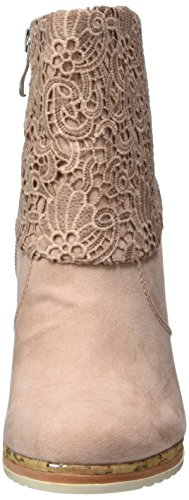 Marco Tozzi 25302, Botines para Mujer Rosa (Rose Comb 596)