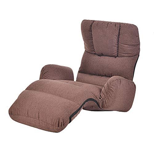 KXBYMX Sábanas abatibles Plegables Hombre sofá reclinables reclinables reclinables (Color : C)