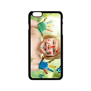 Happy Children's Day Hight Quality Plastic Case for Iphone 6