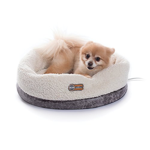 K&H Pet Products K&H Manufacturing Thermo-Snuggle Cup Bomber (14