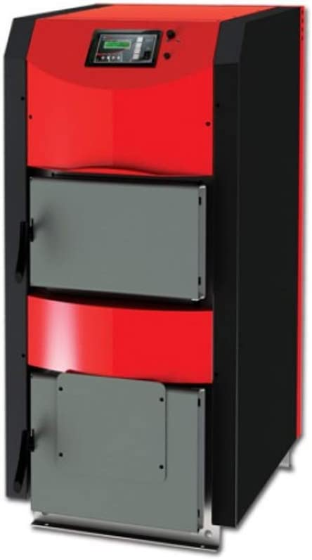 Caldera de leña ThermoFlux Calderas para combustibles sólidos ELVIN Active 20 kW