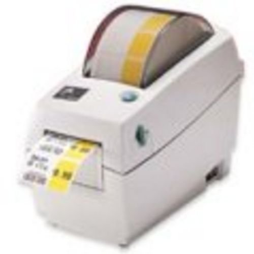 Zebra 282P-201511-000 LP2824 Plus Direct Thermal Printer, Monochrome, 203 DPI, 6.8'' H x 4.4'' W x 8.5'' D, With USB, 10/100 Ethernet, and Peeler by Zebra