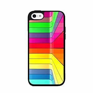 3D Color Pattern - Phone Case Back Cover (iPhone 4/4s - TPU Rubber Silicone) wangjiang maoyi