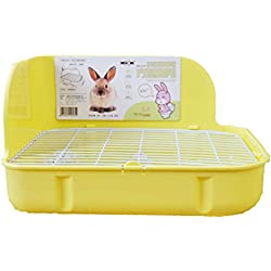 RunHigh Ware Manufacturing Plastic Litter Toilet Pan for Small Pets