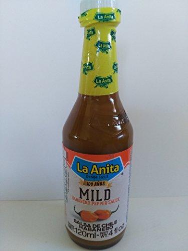 La Anita Habanero Hot Sauce (Mild / - Anita Store