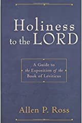 Holiness to the Lord Paperback
