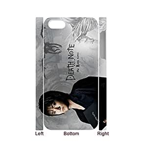 Generic Printing With Death Note Hard Back Phone Case For Teens For Apple Iphone 5 Ip5S Choose Design 1-2