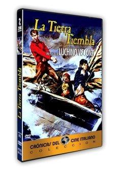 La Tierra Tiembla (La Terra Trema: Episodio del Mare) [NTSC/REGION 1 & 4 DVD. Import-Latin America] Luchino Visconti (Spanish subtitles)