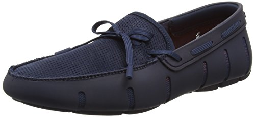 Swims Mens Lace Loafer Navy Size 9