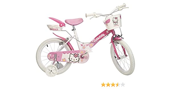 Hello Kitty 82DI061 - Bicicleta 16