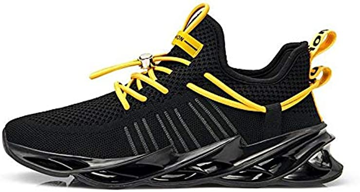 Mens Basketball Shoes Fashion Gym Athletic Sneakers Sports Fitness Walking Shoes